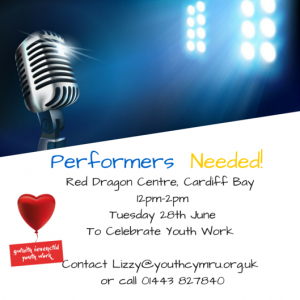 Performers needed!
