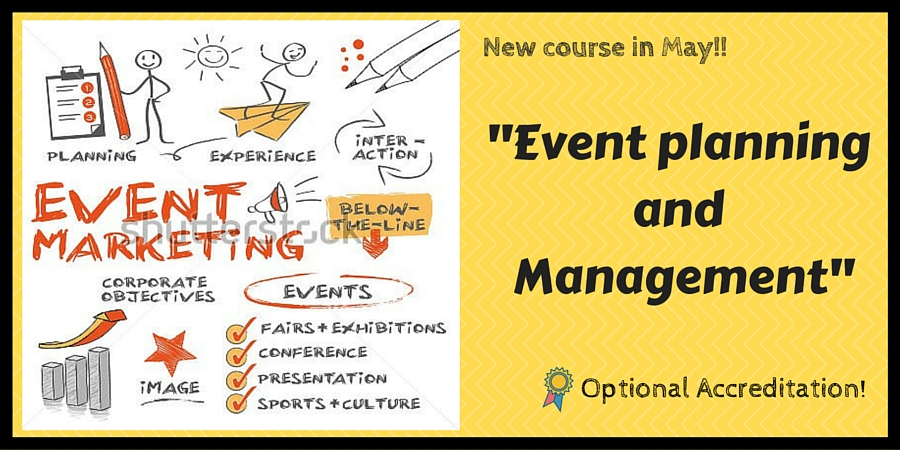 Event Planning and Management Training Course