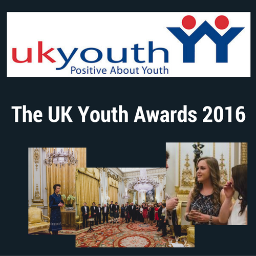 The UK Youth Awards 2016 - Apply now