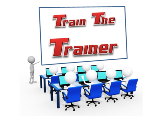 Book onto our Train the Trainer Course