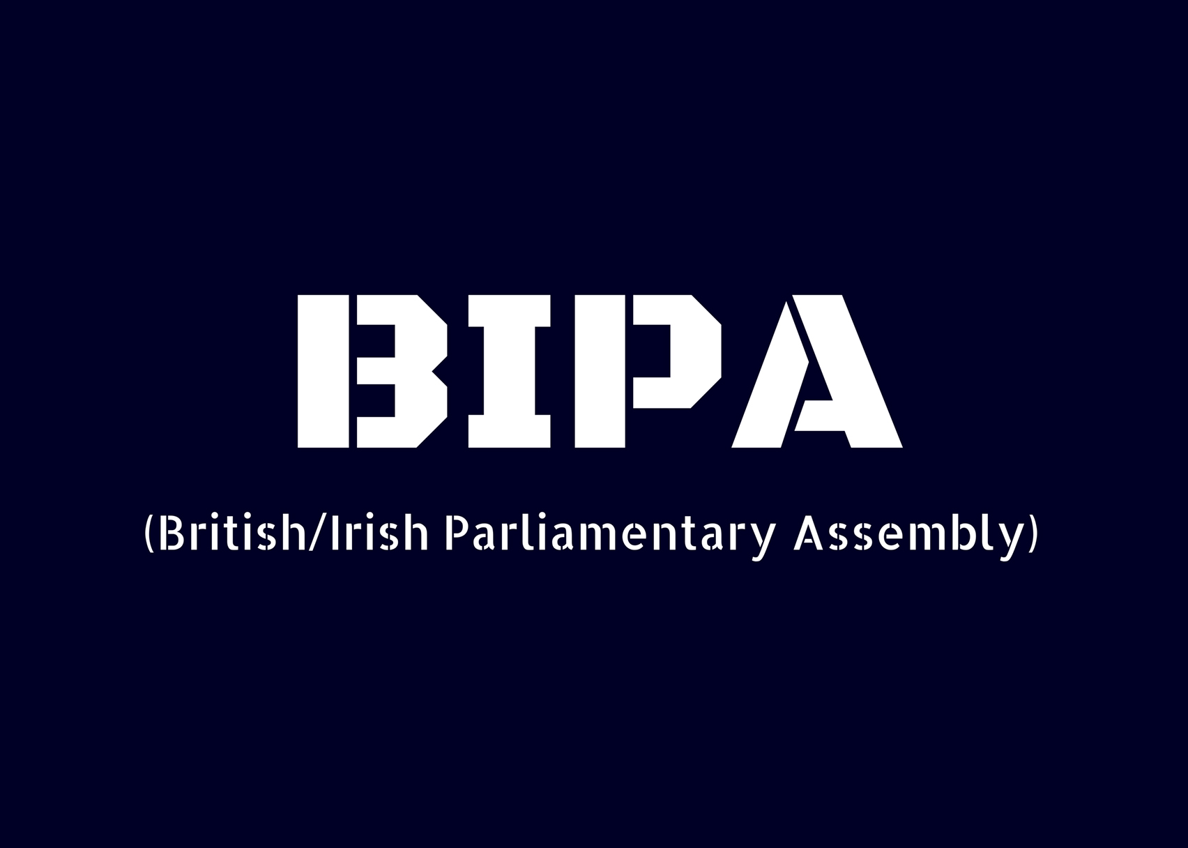 BIPA – British / Irish Parliamentary Assembly