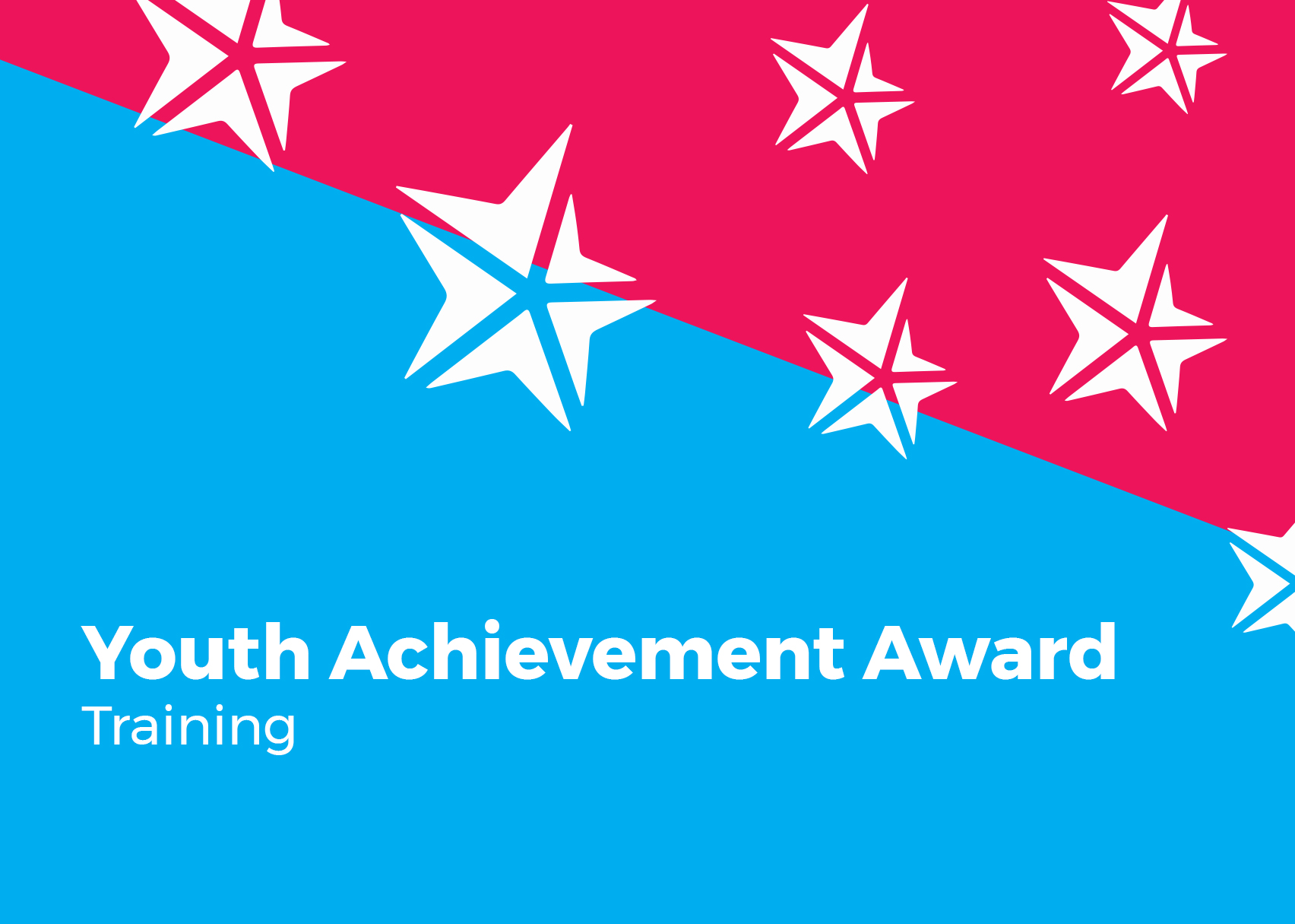 Youth Achievement Award Training