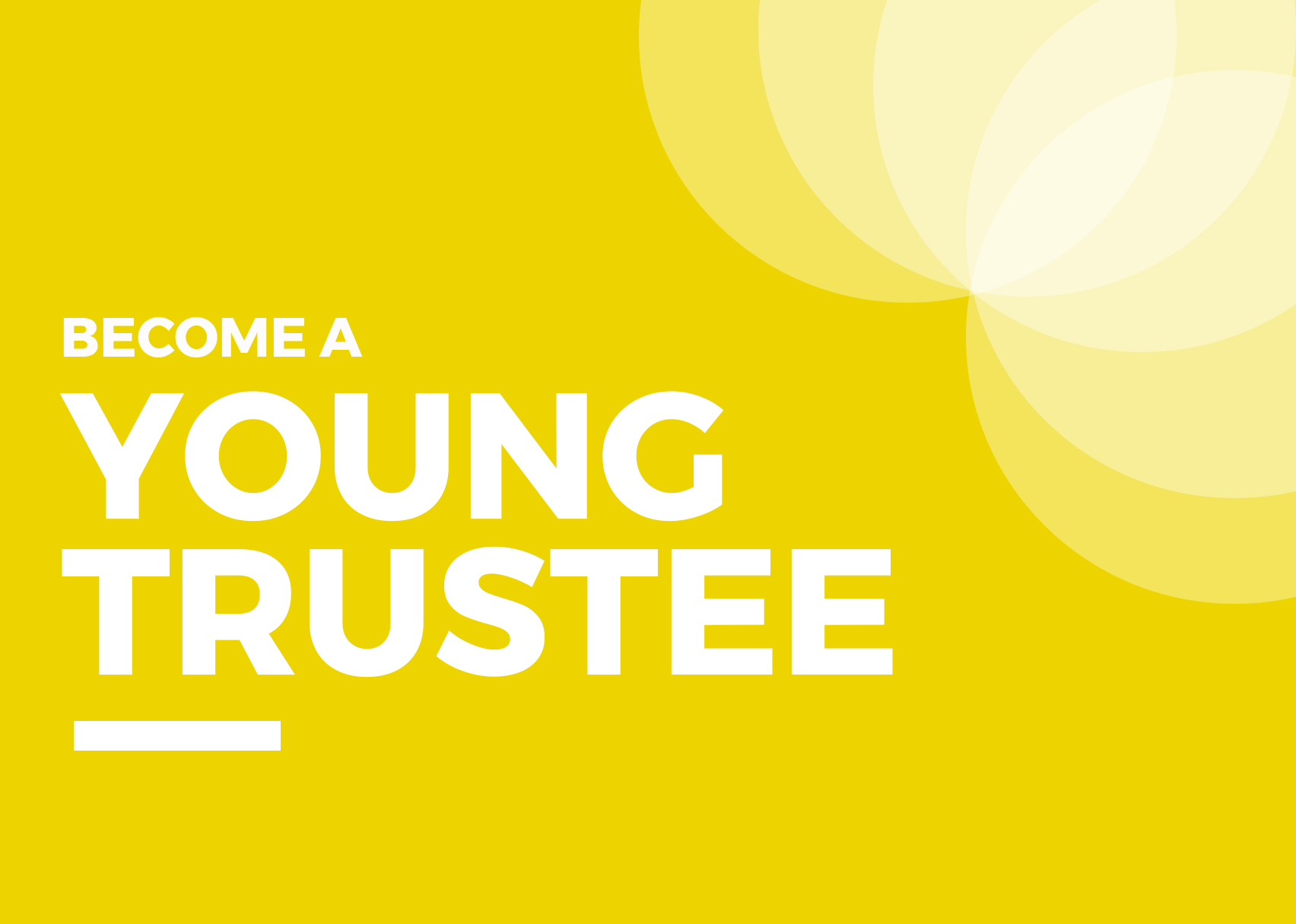 Become a Young Trustee
