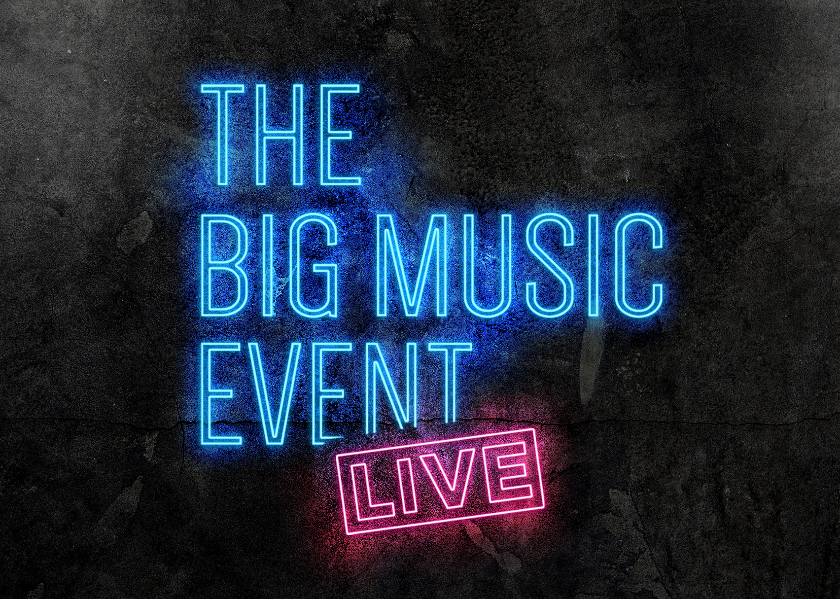 The Big Music Event Live