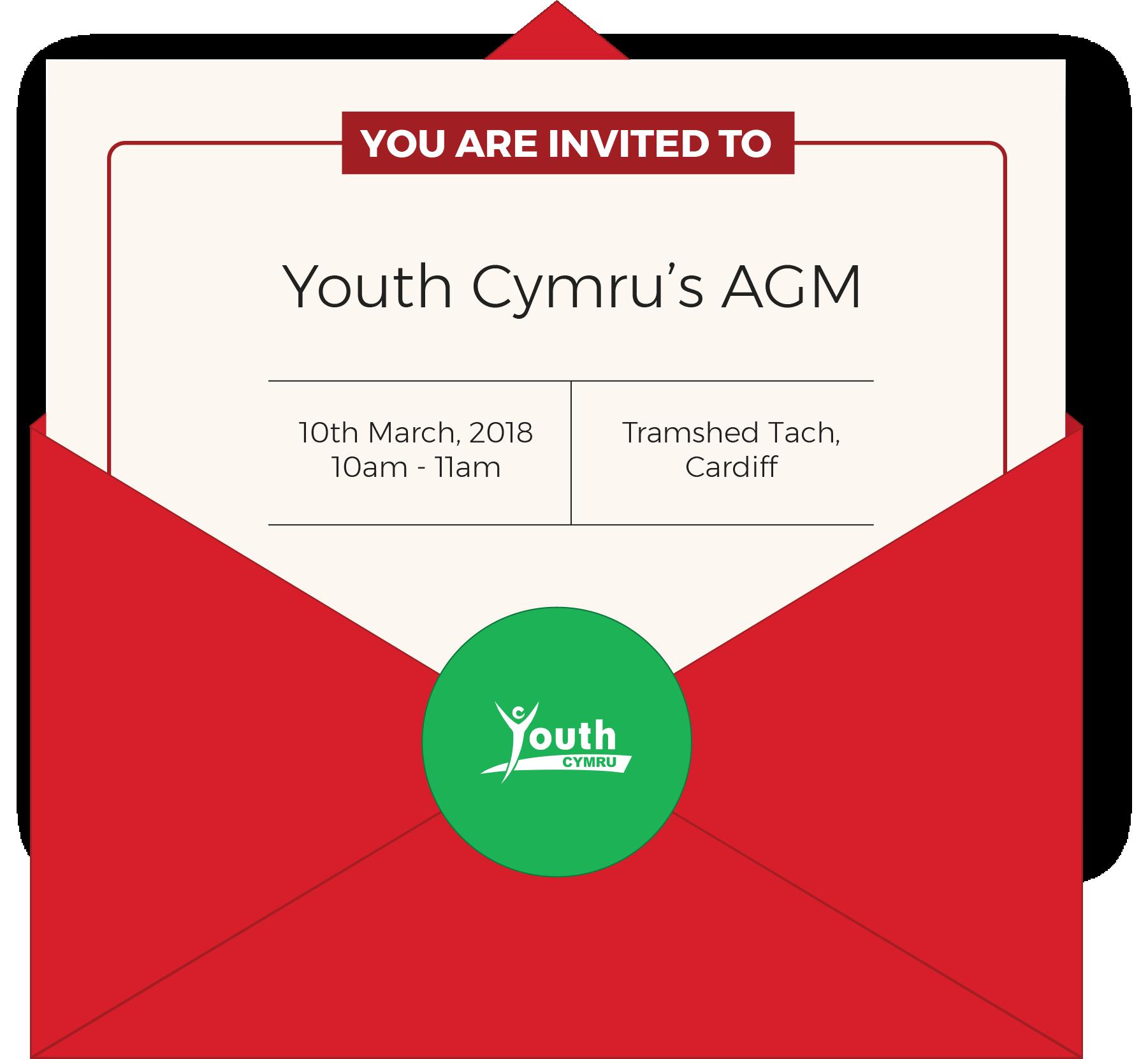 Youth Cymru's AGM