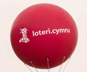 Youth Cymru Registered Charity of Loteri Cymru