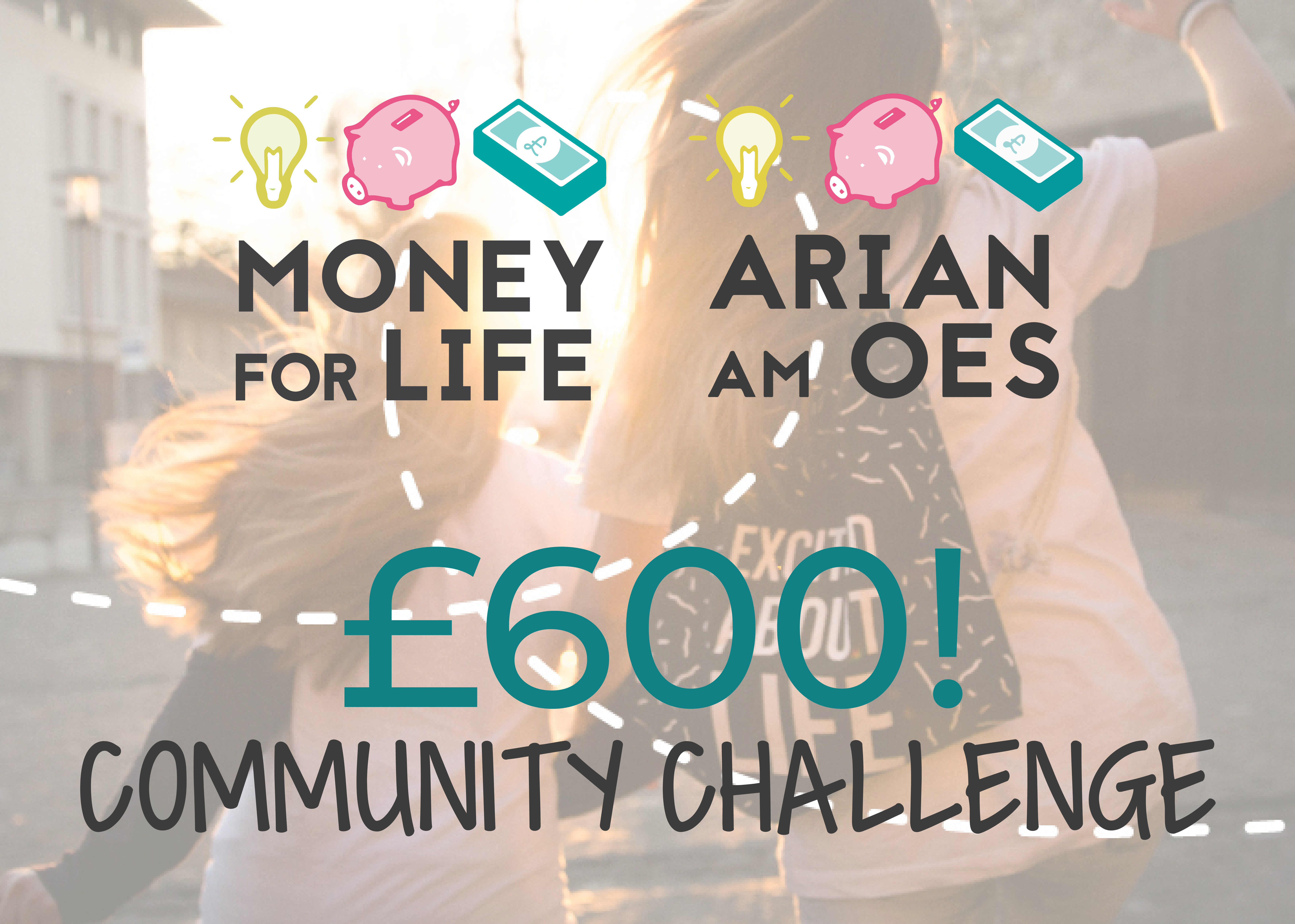 Show us what you've got... Run a money saving project with £600!