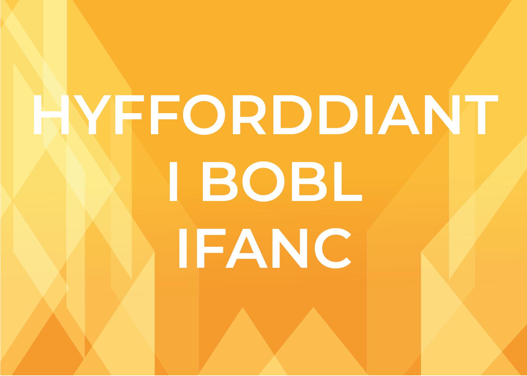 Hyfforddiant i Bobl Ifanc