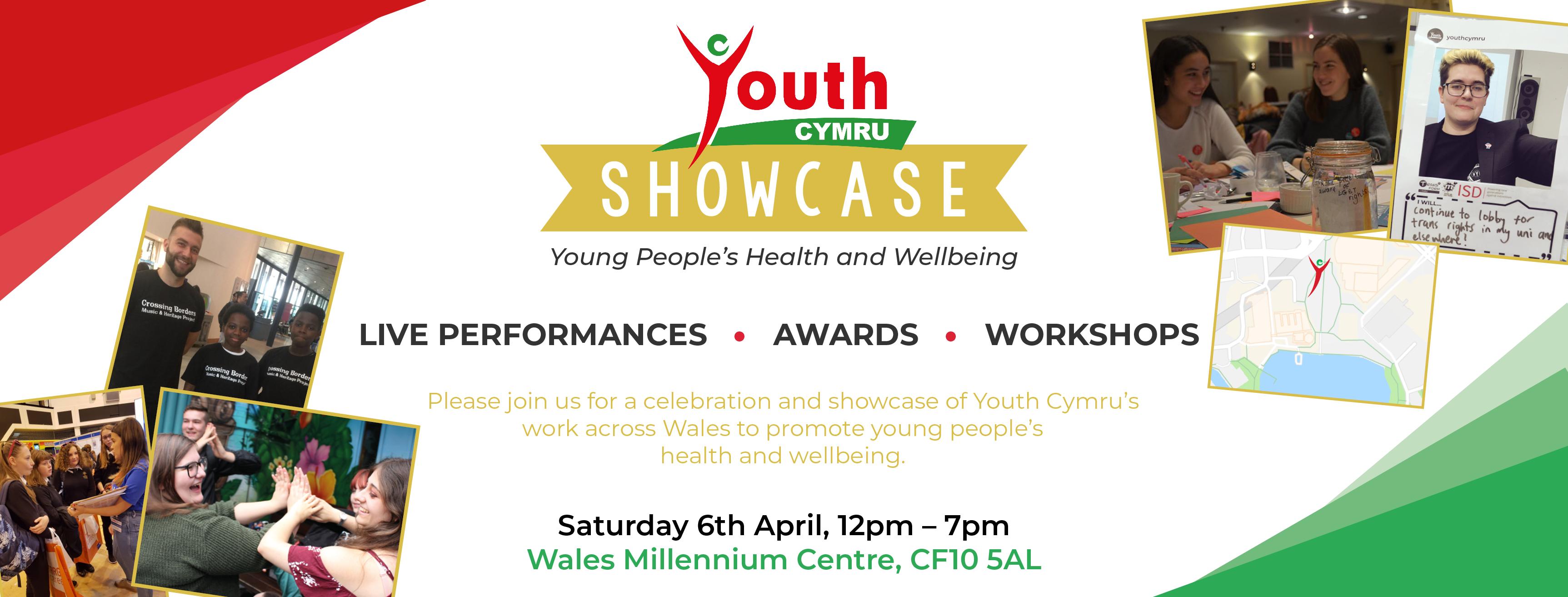Youth Cymru Showcase 2019