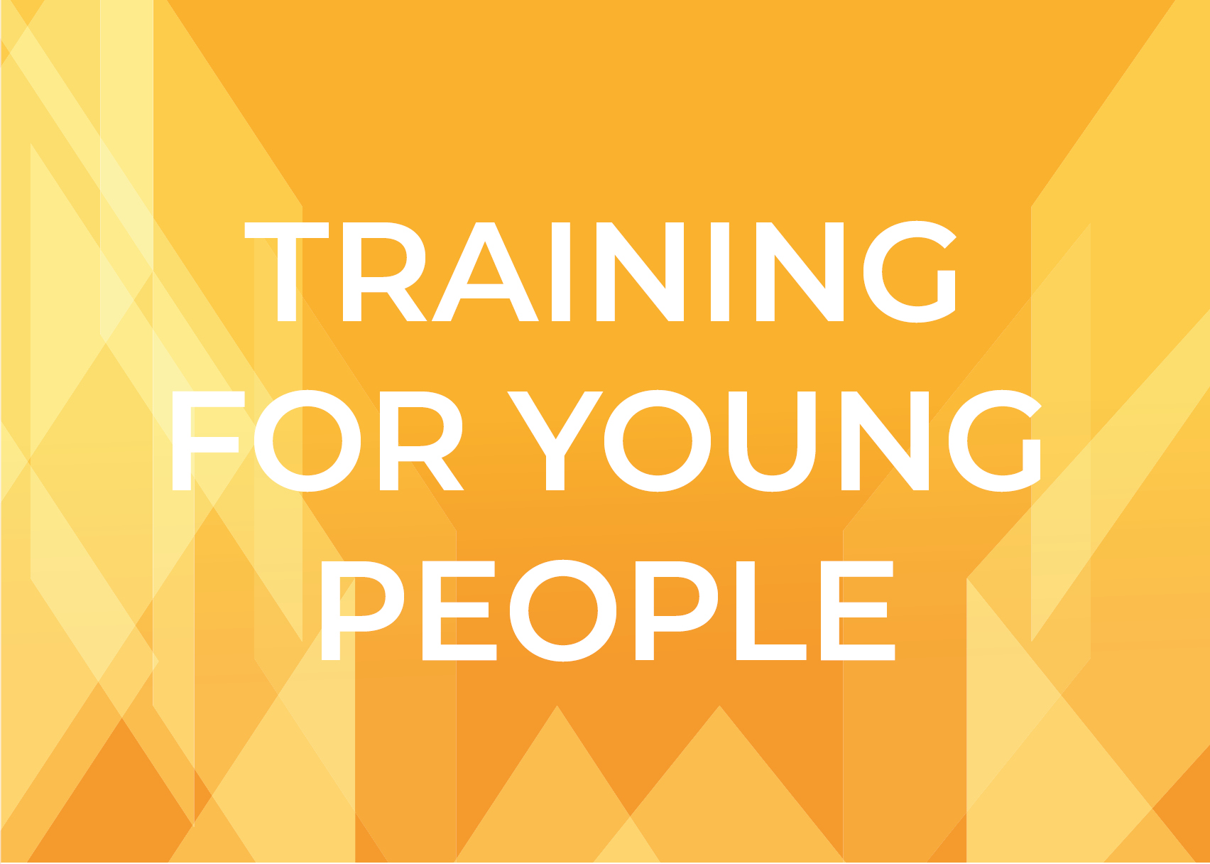 Training for Young People